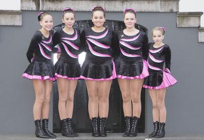 Dansgarde Junioren 2018