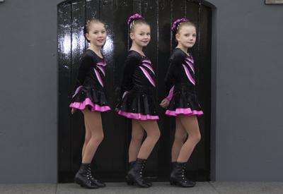 Dansgarde Mininioren 2018