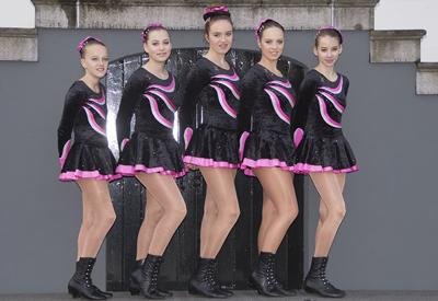 Dansgarde Senioren 2018