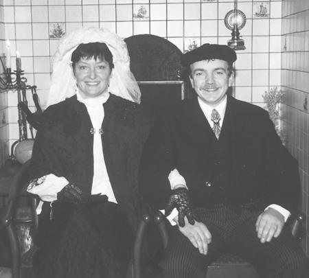 Boerenbruidspaar 2002