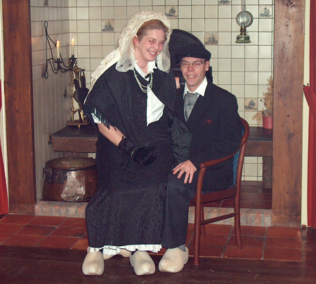 Boerenbruidspaar 2004