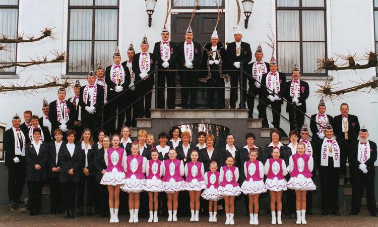 C.V. de Spruwwejagers 2001