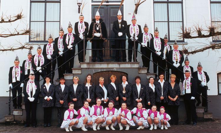 C.V. de Spruwwejagers 2002