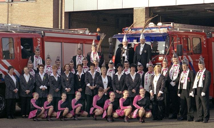 C.V. de Spruwwejagers 2005