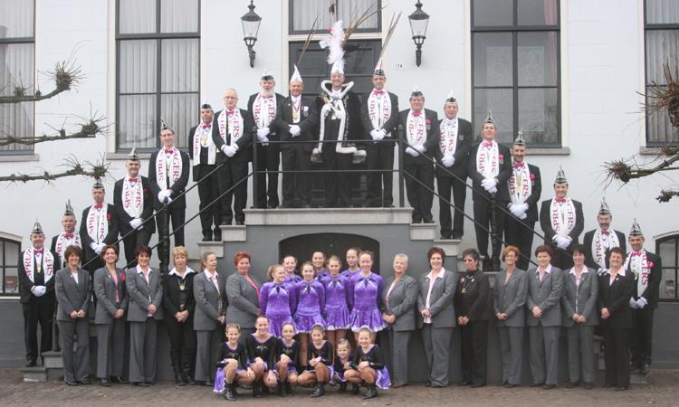 C.V. de Spruwwejagers 2008