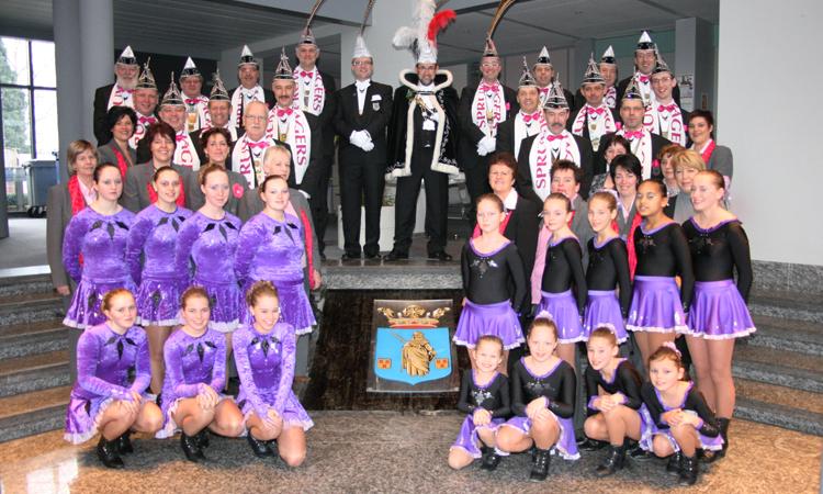 C.V. de Spruwwejagers 2009