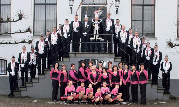 C.V. de Spruwwejagers 2010