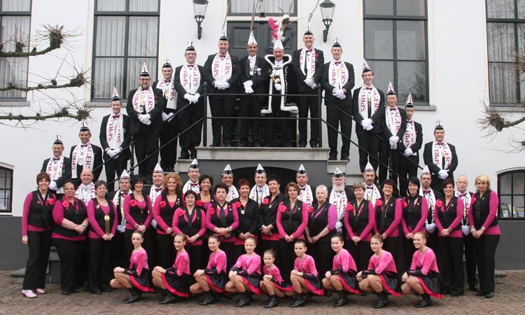 C.V. de Spruwwejagers 2011