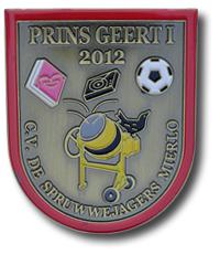 Onderscheiding Prins Geert d'n Urste