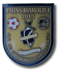 Onderscheiding Prins Harold d'n Urste