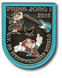 Onderscheiding Prins Jorg d'n Urste