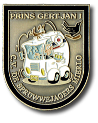Onderscheiding Prins Gert-Jan d'n Urste