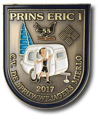 Onderscheiding Prins Eric d'n Urste