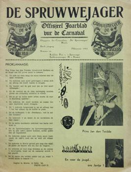 1968 Carnavalskrant