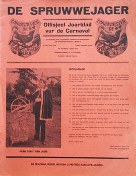1973 Carnavalskrant