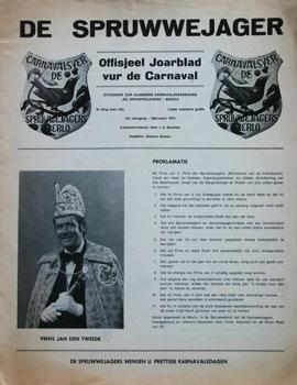 1975 Carnavalskrant