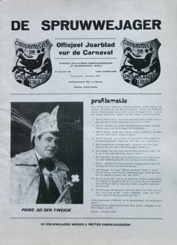 1976 Carnavalskrant