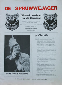 1977 Carnavalskrant