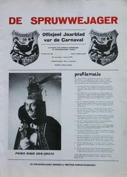 1978 Carnavalskrant