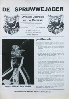 1980 Carnavalskrant