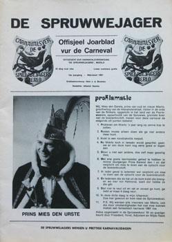 1981 Carnavalskrant