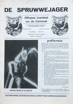 1984 Carnavalskrant