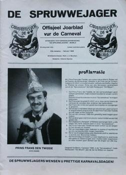 1988 Carnavalskrant