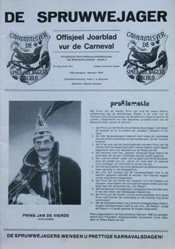 1990 Carnavalskrant