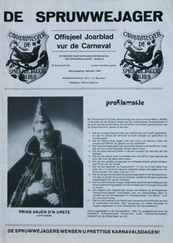 1991 Carnavalskrant