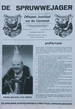 1994 Carnavalskrant