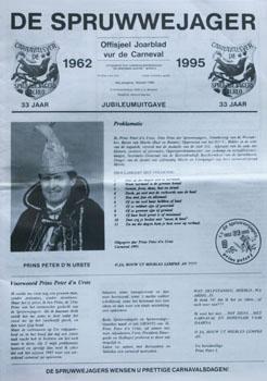 1995 Carnavalskrant