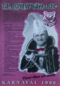 1996 Carnavalskrant