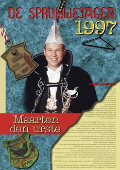 1997 Carnavalskrant