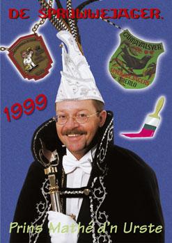 1999 Carnavalskrant