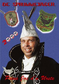 2000 Carnavalskrant