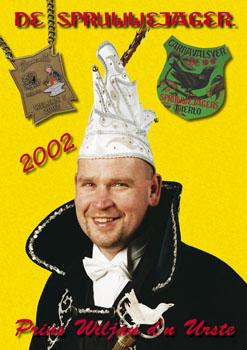 2002 Carnavalskrant