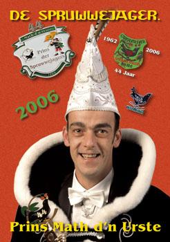 2006 Carnavalskrant