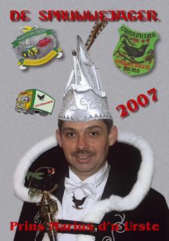 2007 Carnavalskrant