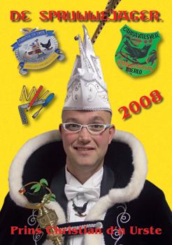 2008 Carnavalskrant
