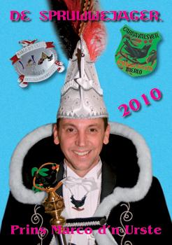 2010 Carnavalskrant