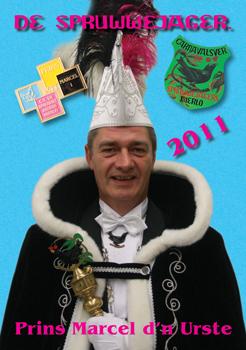 2011 Carnavalskrant
