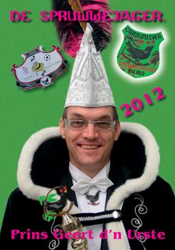 2012 Carnavalskrant