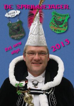 2013 Carnavalskrant