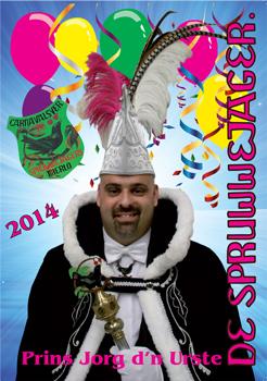 2014 Carnavalskrant