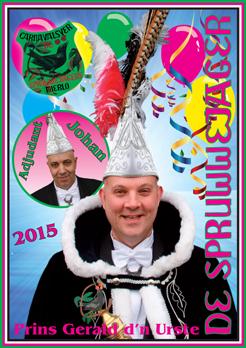 2015 Carnavalskrant