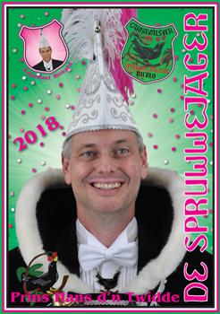 2018 Carnavalskrant
